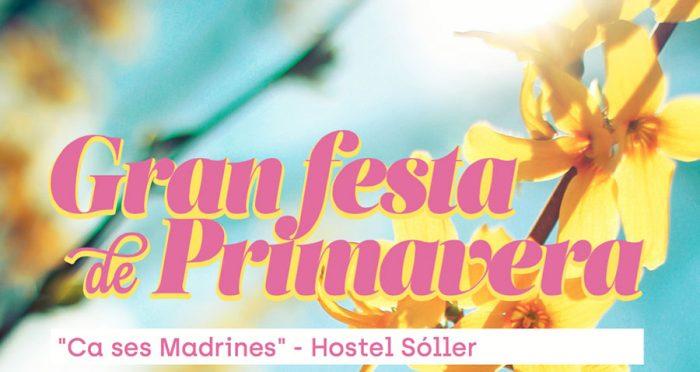 Gran fiesta de Primavera Hostel Sóller